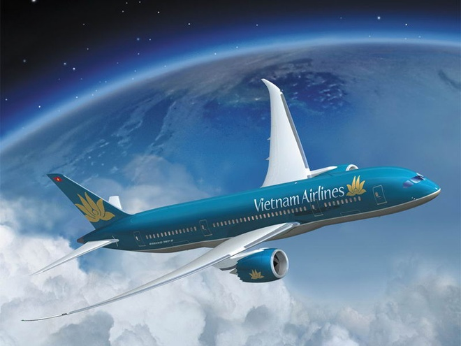 Ben trong may bay moi Boeing 787-9 cua Vietnam Airlines hinh anh
