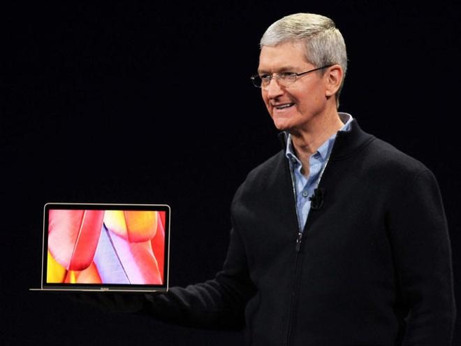 MacBook moi la mot y tuong toi? hinh anh