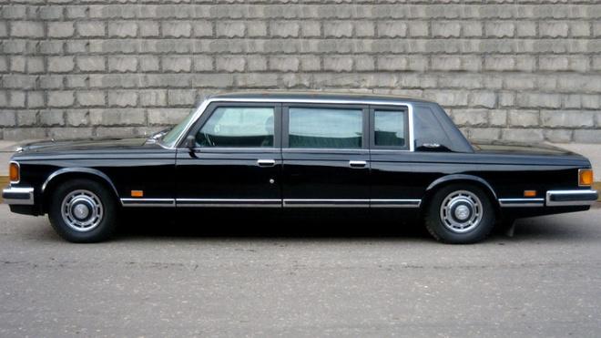 Sieu xe limousine chong dan cua cuu lanh tu Lien Xo hinh anh