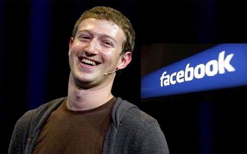 Gia co phieu Facebook lap ky luc hinh anh
