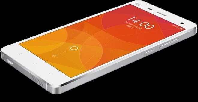 Xiaomi muon dua gia smartphone ve muc re khong tuong hinh anh 2 Smartphone Mi 4 của Xiaomi.