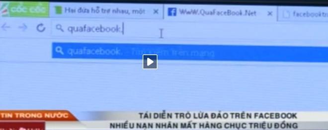 Sap bay lua dao tren Facebook hinh anh