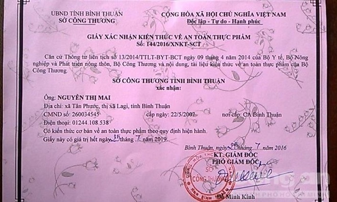 So Cong Thuong Binh Thuan 'thay doi gioi tinh' tieu thuong hinh anh 1