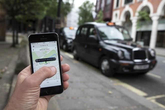 Hua nop thue dung, Uber muon duoc cong nhan chinh thuc hinh anh 1