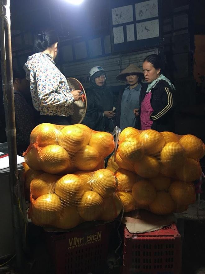Buoi la vang bong cua Trung Quoc ban day cho o Ha Noi hinh anh 1
