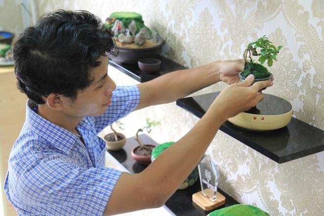 bonsai bay lo lung hut khach Sai Gon anh 2