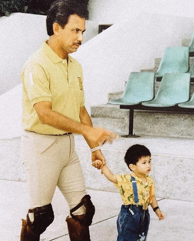 Hoang tu Brunei Abdul Mateen anh 2