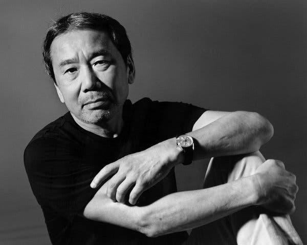 Haruki Murakami anh 3