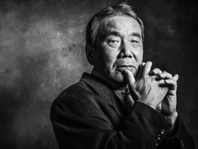 Haruki Murakami anh 2