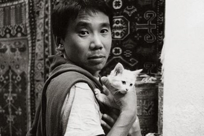 Haruki Murakami anh 5