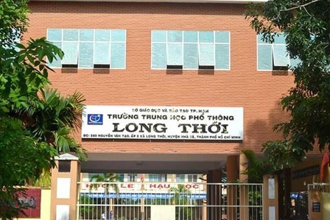 Co giao khong giang bai suot 3 thang noi gi sau buoi hop ky luat? hinh anh