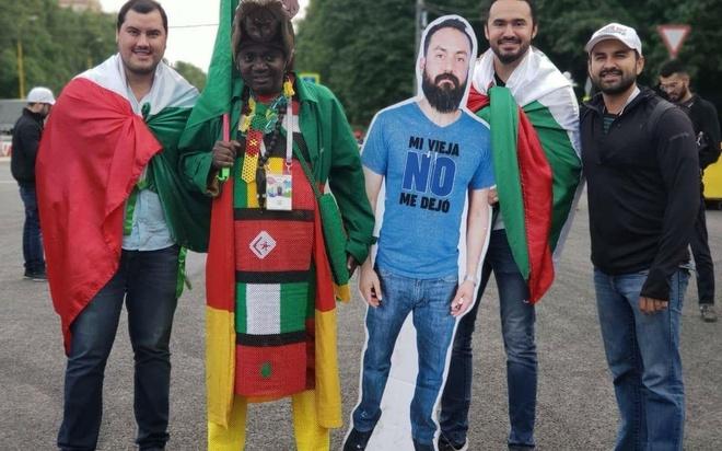 CDV cuong nhiet mua World Cup: Nguoi bi vo cam, ke duoc 'don duong' hinh anh