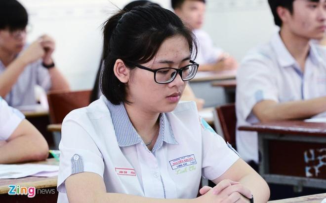 Tranh luan ve nham lan khai niem trong de Ngu van THPT quoc gia 2018 hinh anh