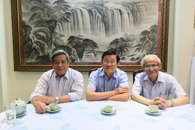 UNESCO bay to tiec thuong sau sac truoc su ra di cua GS Phan Huy Le hinh anh 2