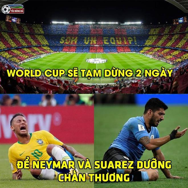 Fan bong da hut hang khi nhan ra World Cup tam nghi 2 ngay hinh anh 6