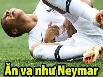 Anh che Mbappe kham pha ra tai nang 'dien sau' nhu Neymar hinh anh