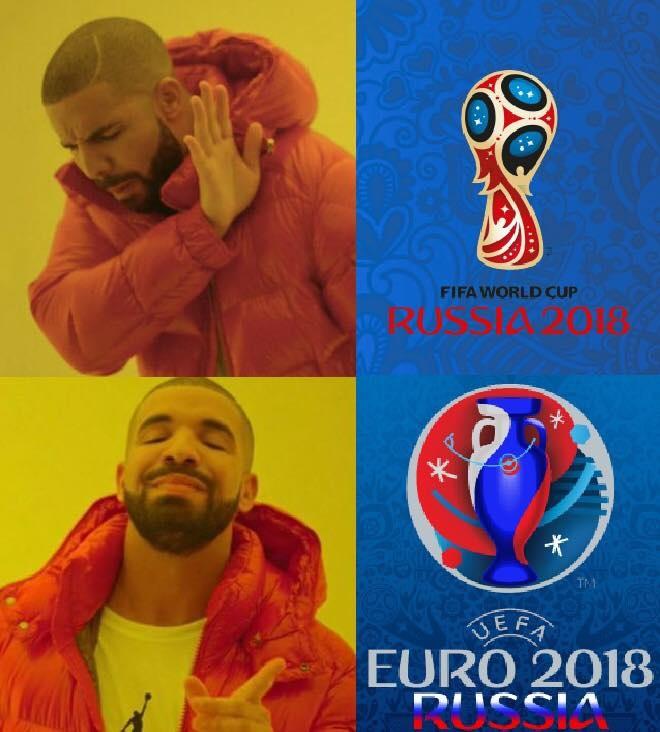 Sau trận đấu hôm nay, vòng chung kết World Cup 2018 trở thành giải vô địch  châu Âu. Ảnh: Vu Hoang.