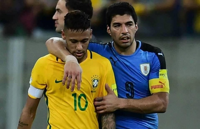 'Thanh an va' Neymar de lai World Cup loat anh che truoc khi ve nuoc hinh anh 2