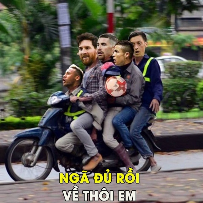 'Thanh an va' Neymar de lai World Cup loat anh che truoc khi ve nuoc hinh anh 3