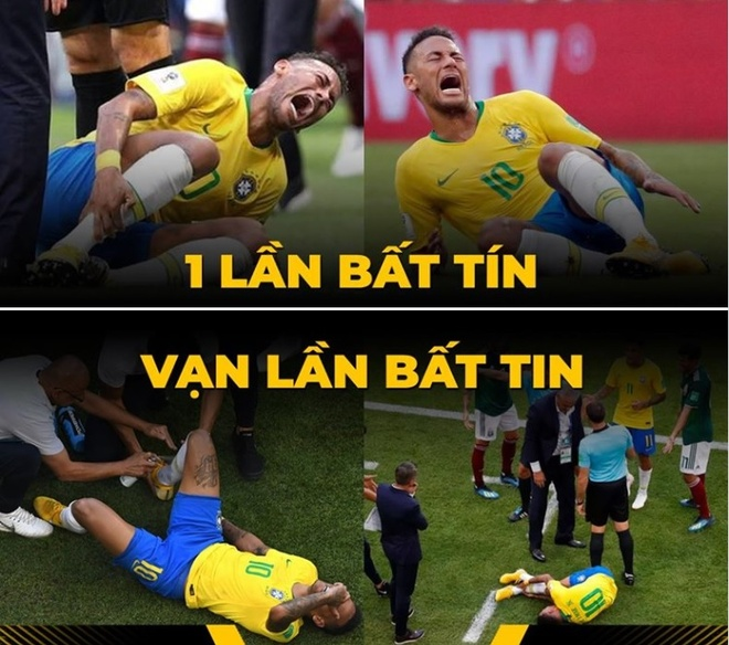 'Thanh an va' Neymar de lai World Cup loat anh che truoc khi ve nuoc hinh anh 6