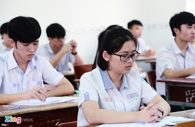 Hon 87% thi sinh tinh Dong Nai duoi diem trung binh mon Lich su hinh anh 1