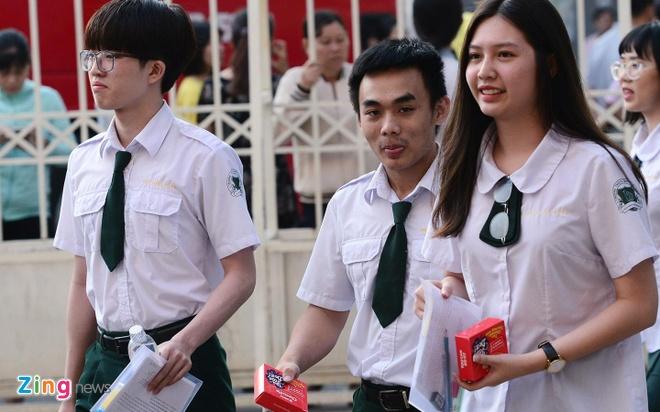 24 diem co co hoi do DH Ngoai thuong? hinh anh