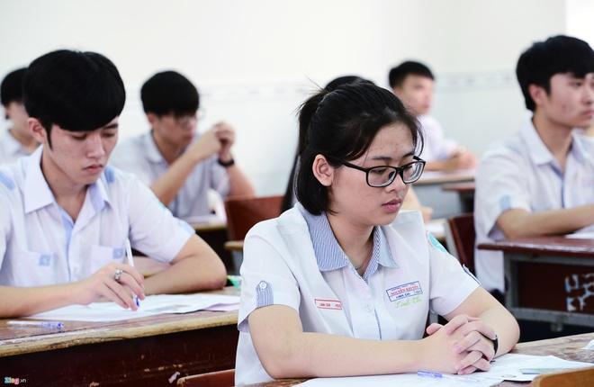Diem chuan 2018 cua 77 truong dai hoc hinh anh 1