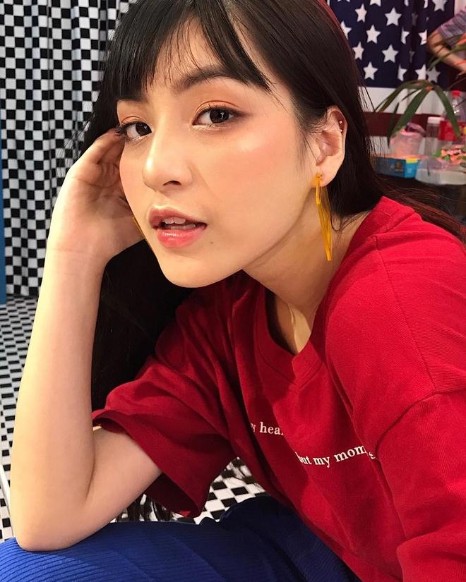 'Hot girl IELTS' Nguyen Lam Thao Tam truong thanh, xinh xan o tuoi 18 hinh anh 10
