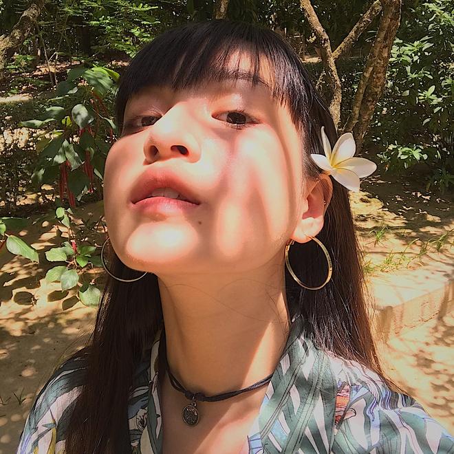 'Hot girl IELTS' Nguyen Lam Thao Tam truong thanh, xinh xan o tuoi 18 hinh anh 2