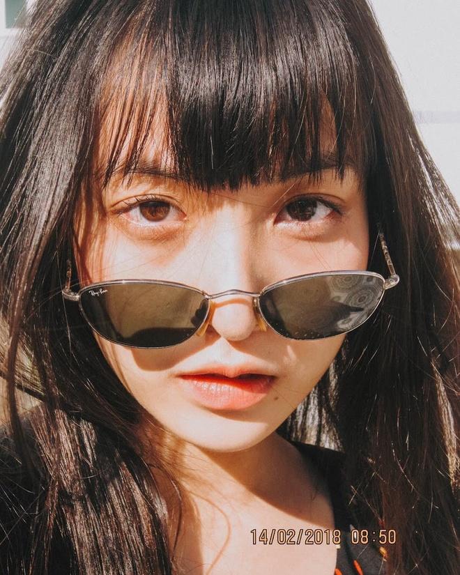 'Hot girl IELTS' Nguyen Lam Thao Tam truong thanh, xinh xan o tuoi 18 hinh anh 9
