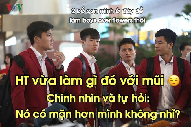 Loat anh che lay loi chao don Olympic Viet Nam ve nuoc hinh anh 3