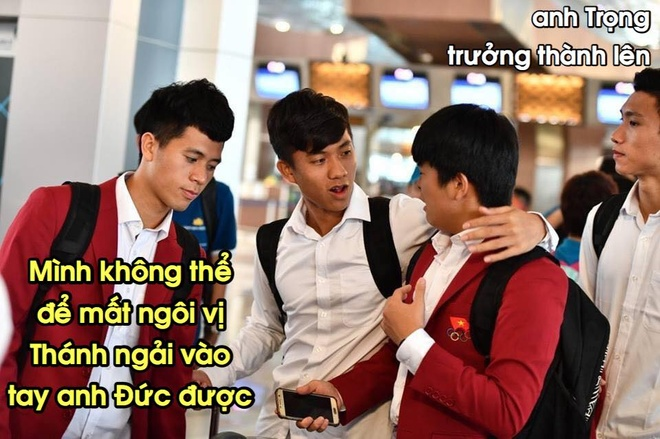 Loat anh che lay loi chao don Olympic Viet Nam ve nuoc hinh anh 4