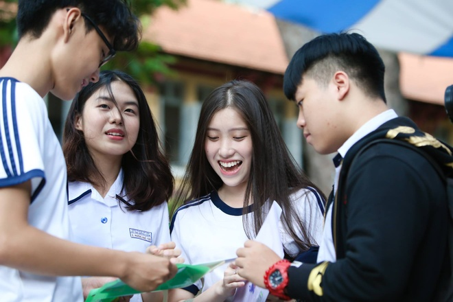 THPT quoc gia khong phai la ky thi '2 trong 1' hinh anh
