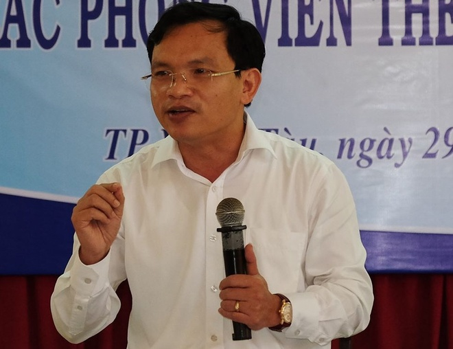 THPT quoc gia khong phai la ky thi '2 trong 1' hinh anh 1