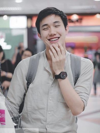 'Soai ca' truong Y Thai Lan dep trai nhu tai tu, cao 1,81 m hinh anh 6