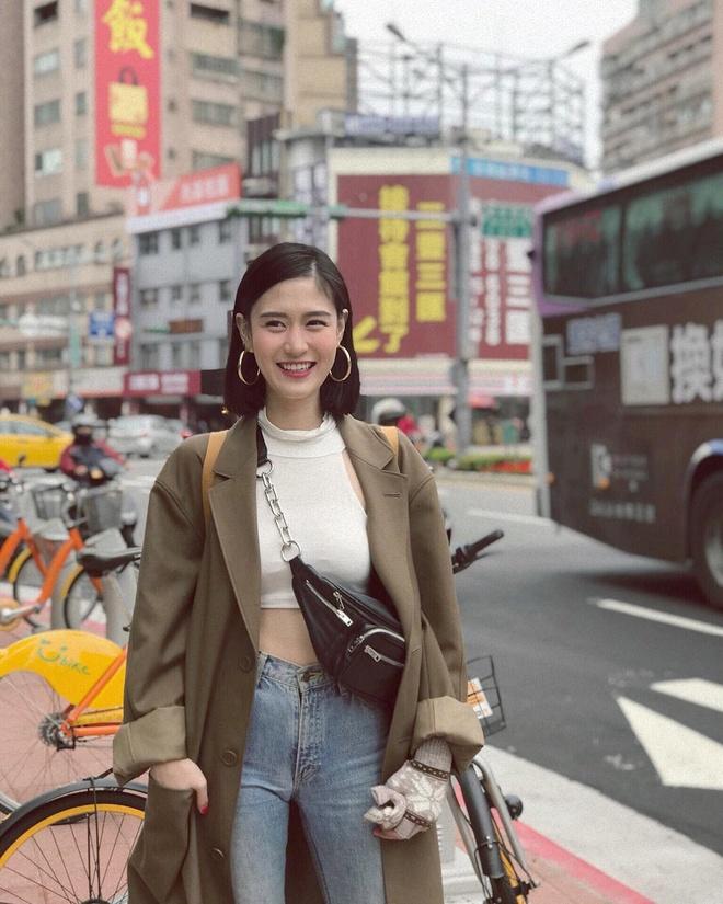 Hot girl Thai Lan co vong eo con kien, tre hon nhieu so voi tuoi 30 hinh anh 2