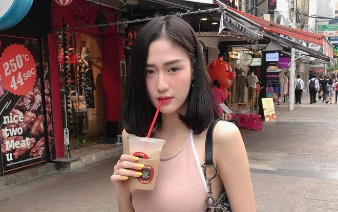 Hot girl Thai Lan tre hon tuoi, an mac sanh dieu hinh anh