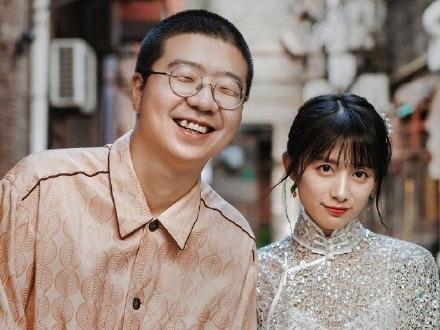'Cap dua lech' Trung Quoc duoc vi nhu Nobita - Shizuka ban doi thuc hinh anh