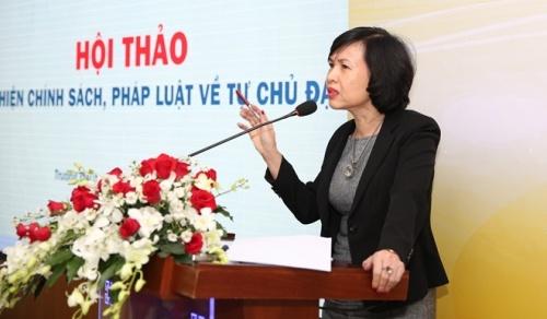 GS Mai Hong Quy la hieu truong DH Hoa Sen hinh anh 1