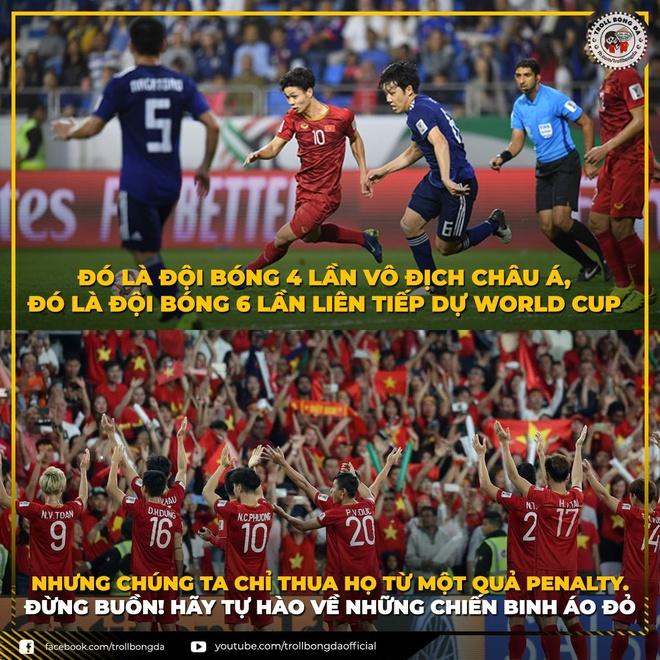 Khoanh khac vui ve, dang yeu cua doi tuyen Viet Nam tai Asian Cup 2019 hinh anh 2