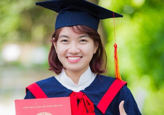 Nhung 'bong hong' thu khoa dai hoc xuat sac nam 2018 hinh anh 5