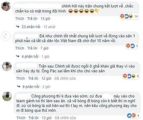 Duc Chinh bi 'nem da' vi duoc HLV Park goi len doi U23 Viet Nam hinh anh 3