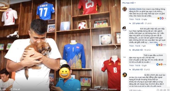 Duc Chinh bi 'nem da' vi duoc HLV Park goi len doi U23 Viet Nam hinh anh 4