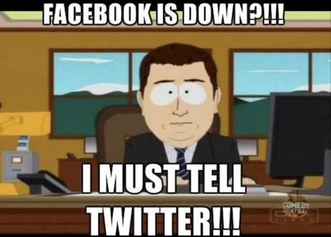 Tran ngap anh che Facebook va Instagram hom nay gap su co hinh anh 8