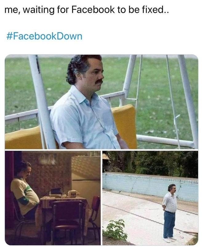 Tran ngap anh che Facebook va Instagram hom nay gap su co hinh anh 3
