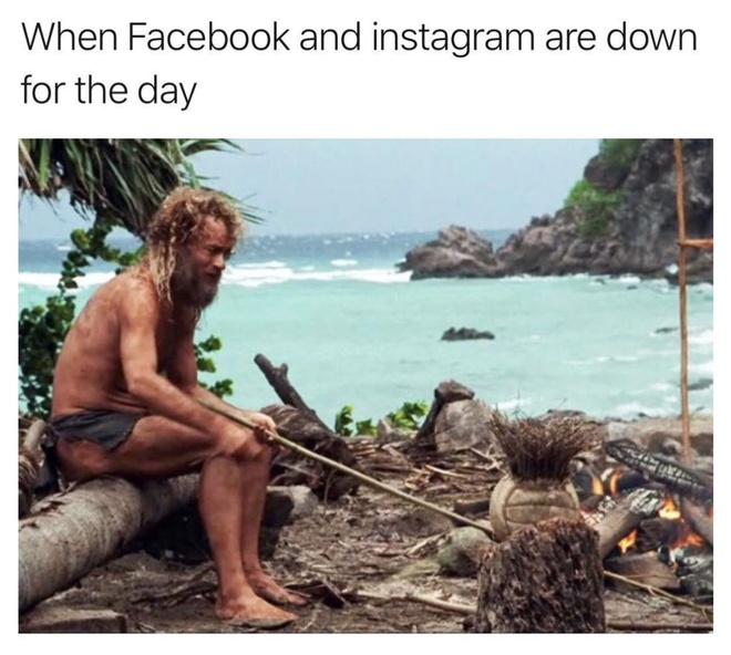 Tran ngap anh che Facebook va Instagram hom nay gap su co hinh anh 5