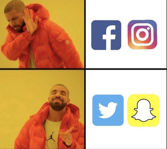 Tran ngap anh che Facebook va Instagram hom nay gap su co hinh anh 10