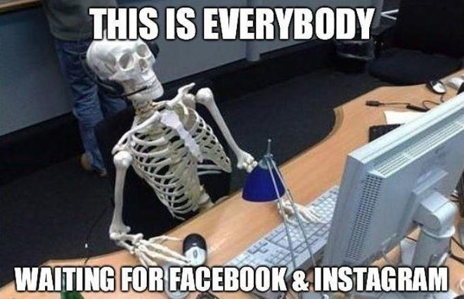 Tran ngap anh che Facebook va Instagram hom nay gap su co hinh anh 4