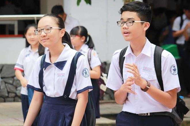 Diem chuan lop 10 chuyen truong Trung hoc Thuc hanh TP.HCM hinh anh 1