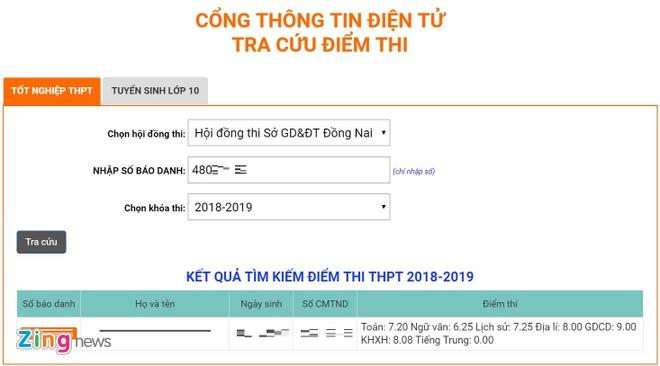 'Diem 0 trac nghiem, Bo GD&DT che giau hay phan mem cham thi loi?' hinh anh 4